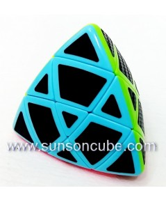 Mastermorphinx with Black Carbon Sticker - Cube Style   / Black