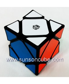 X-Man Wingy Magnetic Skewb  - QiYi  / ฺBlack