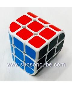 3x3x3 Penrose Cube  / White