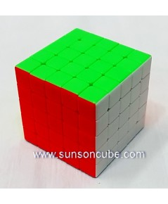 5x5x5 Shengshou Gem  / Body color ( Stickerless )