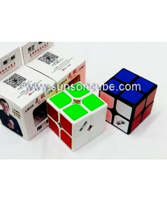 2x2x2 QiYi WuXia / ฺBody color ( Stickerless )