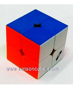 2x2x2 WuXia M - QiYi / Body color ( Stickerless )