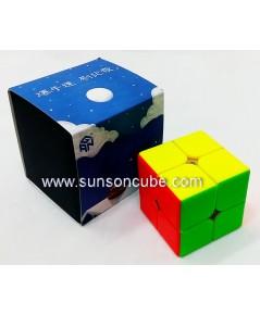 2x2x2 GAN 249 V.2  M  / Body color ( Stickerless )