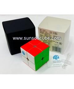 2x2x2 GAN 249 V.2  / Body color ( Stickerless )