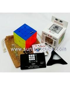 4x4x4 QiYi - WuQue M / ฺBody color ( Stickerless )