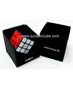 3x3x3 QiYi - Valk 3 Power Magnetic  / Black