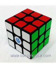 3x3x3 GAN 356X IPG V5 - Magnetic  / (Black)