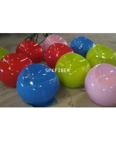 เก้าอี้บอลแชร์คละสี