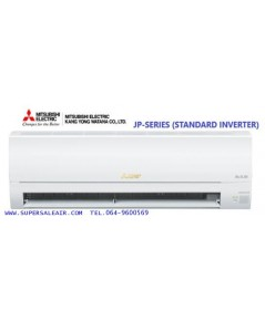 AIR MITSUBISHI ELECTRIC รุ่นJP-SERIES (STANDARD INVERTER)