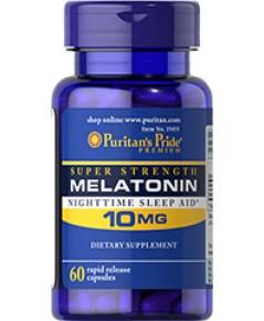Puritan\'s Pride Melatonin 10 mg.60 capsules