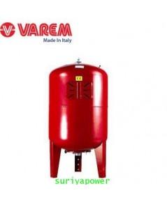 VAREM TANK ถังควบคุมแรงดันน้ำ S3 N15 H62 -1500 ลิตร