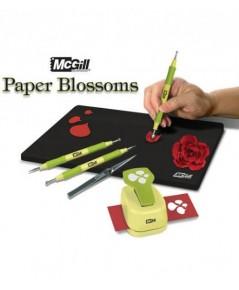 McGill Paper Blossom Molding Mat แผ่นรองกดสำหรับตก ต่งกลีบดอกไม้ นำเข้าจากอเมริกา