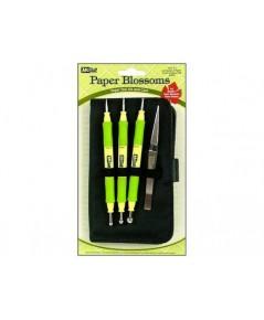 McGill Paper Blossom Tool Kit ชุดแต่งกลีบดอกไม้+กระเป๋า นำเข้าจากอเมริกา