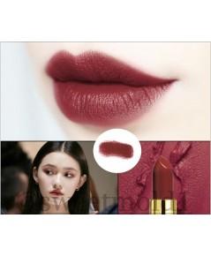 สีแดงอมน้ำตาลทำลิปสติกจากพืช DIY (Colourfo Lipstick Powder.) ขนาด40กรัม
