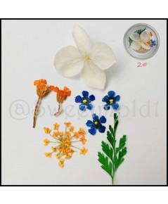 ดอกไม้ตกแต่งสบู่2 1ชุด