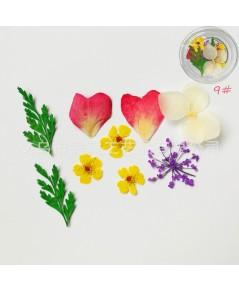 ดอกไม้ตกแต่งสบู่9 1ชุด