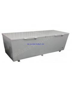 ตู้แช่แข็ง ฝาทึบ2บานโช๊คอัพ Sanden Intercool รุ่น SNQ-0503 (17.67 คิว)