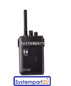WM-2100 01 ยี่ห้อ TOA Portable Transmitter 470 MHz band radio signals ราคาถูก