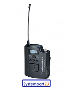 ATW-T310a ยี่ห้อ Audio-Technica Body Pack บอดีแพค ไว้รับสัญญาณไมค์หนีบปกหรือไมค์คล้องหัว ราคาถูก