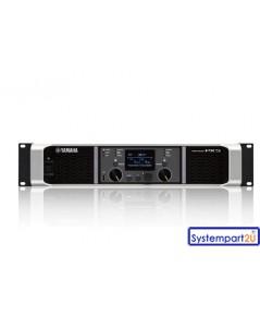 PX5 ยี่ห้อ Yamaha Power Amplifier 2x 500W at 8ohm 2x 800W at 4ohm Crossover 2Uราคาถูก
