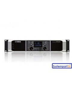 PX8 ยี่ห้อ Yamaha Power Amplifier 2x 800W at 8ohm 2x 1,050W at 4ohm Crossover 2Uราคาถูก