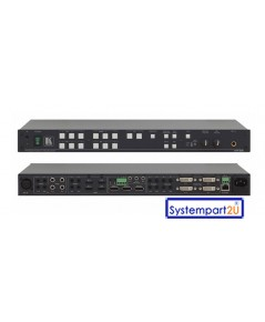 VP-28 ยี่ห้อ Kramer Switcher composite video, HDMI, DVI, DisplayPort, Computer, Stereo