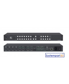 VS-62HA ยี่ห้อ Kramer Matrix Switcher Input 6HDMI 4Stereo Out 2HDMI 2Stereo ราคาถูก