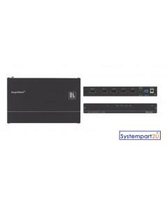 VM-4H2 ยี่ห้อ Kramer Switcher input1 output4 HDMI 2.0 Resoultion Up to 4K ราคาถูก