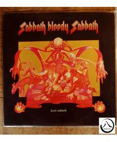 แผ่นเสียงมือสอง / แผ่นเสียง Black Sabbath ชุด Sabbath bloody Sabbath