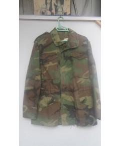 มือสอง - เสื้อแจ็คเก็ตทหาร ลายพราง ของแท้ สภาพสวย หายาก พร้อมส่งค่ะ