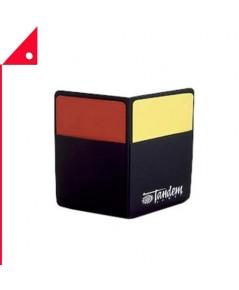 Tandem : TDMTSCARDS* การ์ดใบเหลือง-ใบแดง Sport Officials Penalty Cards