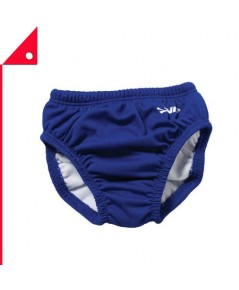 FINIS : FINM-BLU* กางเกงผ้าอ้อมว่ายน้ำ Baby Swim Diaper Solid, Royal