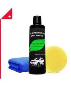 Manelord : MNE MSR4001* น้ำยาขจัดรอยขีดข่วน  Car Scratch Remover w Car Care Cloth