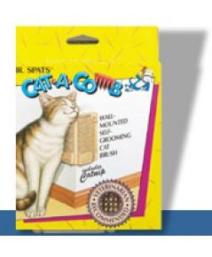 จาก MR.Spats : ขัดและทำความสะอาดตัวแมว Cat A Comb MR. Spats