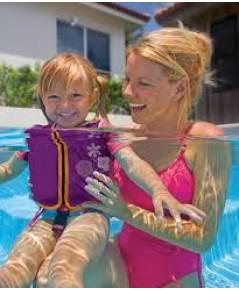 Swim Ways : SWY11238*  เสื้อชูชีพเด็ก Swim Vest