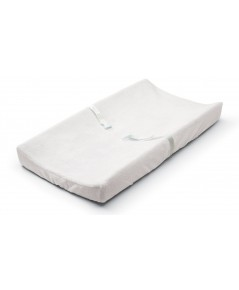 SMI 92300* : Summer Infant Ultra Plush Change Pad Cover,White