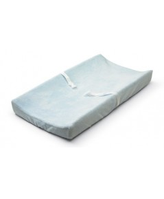 SMI 92310* : Summer Infant Ultra Plush Change Pad Cover,Blue