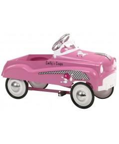 Instep : INS14-PC750* รถของเล่น Pink Lady Pedal Car