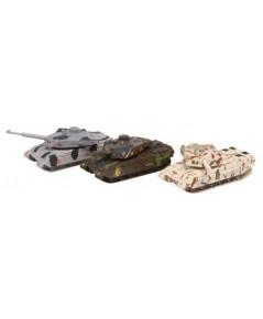 Schylling : SCLDCTLS* รถของเล่น Lights  Sounds Tanks
