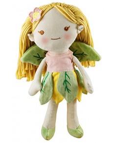 Green Point : GRP42101 ตุ๊กตาผ้า Good Earth Fairy - Blond