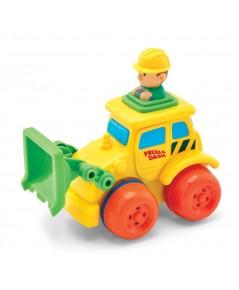 IPL G02442:Push \'n Zoom Vehicle - Front Loader