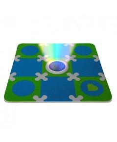 Munchkin : MNK16040* แผ่นโฟมนั่งเล่น Galaxy LightUp Foam Mat