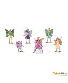Safari Ltd. : SFR689804* โมเดลแบบแพ็คหลอด Fairy Fantasies