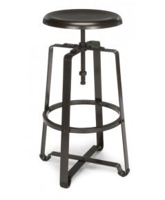OFM : OFM920-DVN* เก้าอี้ทรงสูง Metal Stool-Stool with Dark Vein Seat and Legs