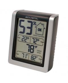 AcuRite : ACR00613B* เครื่องวัดอุณหภูมิ Indoor Humidity Monitor