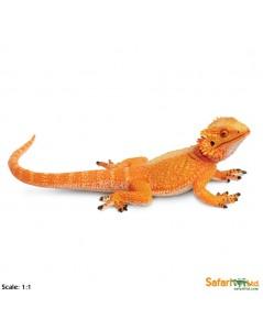 Safari Ltd. : SFR263129 โมเดลสัตว์ Bearded Dragon