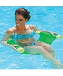 Swim Ways : SWY13176* ที่นั่งลอยน้ำ Floating Pool Noodle Sling Mesh Chairs - Water Relaxation