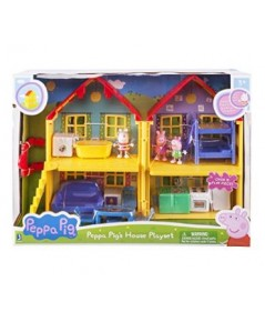 Peppa : PPP92620* ของเล่นเสริมพัฒนาการสำหรับเด็ก Pig\'s Deluxe House