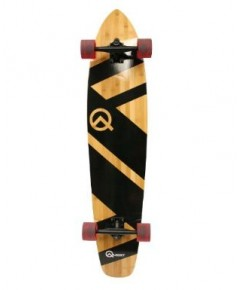 Quest : QETQT-NSC44C* สเก็ตบอร์ด Skateboards Super Cruiser Longboard Skateboard