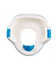 TFY Y7480* : The First Years Soft Grip Trainer Seat, Blue